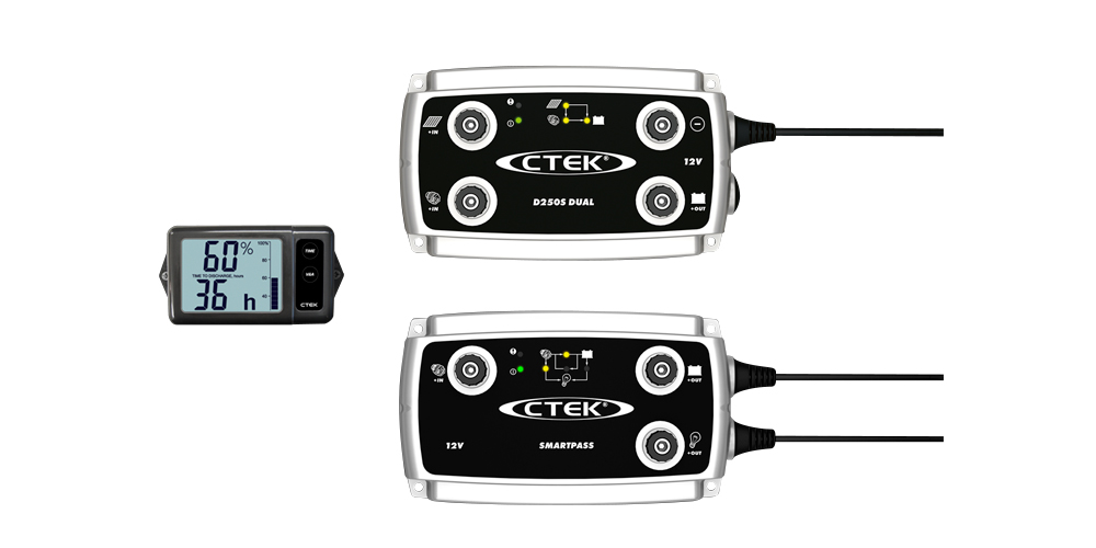 100a off road  u2013 ctek battery chargers
